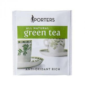 Healthpak Porters Green Tea Bags