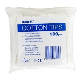 Cotton Tips 100s