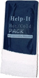 Hot/Cold Pack With Towel - Reusable
