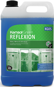 "Kemsol ""Green"" Reflexion Glass Cleaner"