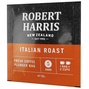 Robert Harris Italian Roast Plunger Coffee