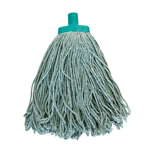 Rapidclean Coloured Cotton Mop Head