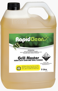 Rapidclean Grill Master Oven & Grill Cleaner