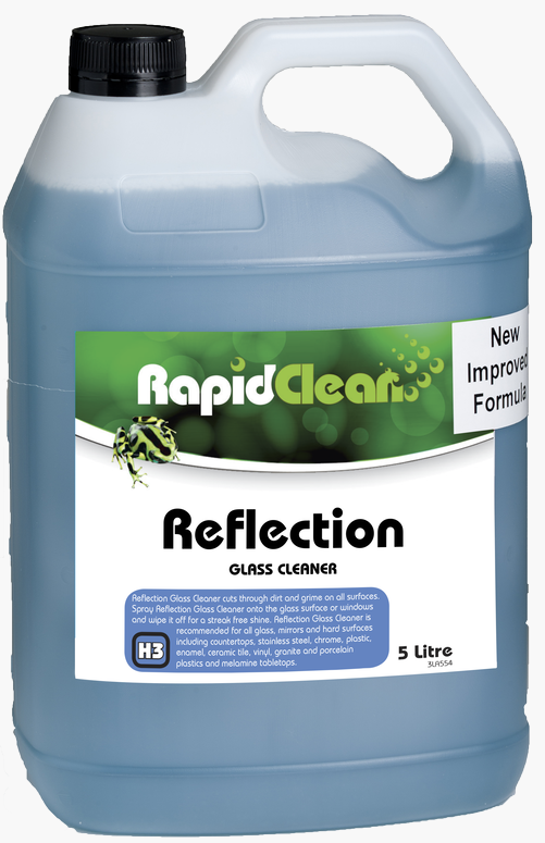 Rapidclean Reflection Glass Cleaner