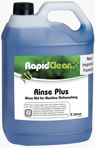 Rapidclean Rinse Plus Rinse Aid