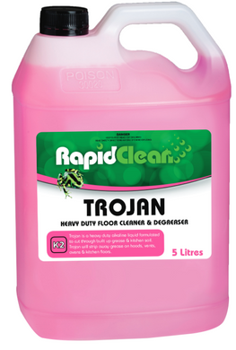 Rapidclean Trojan HD Floor Cleaner & Degreaser