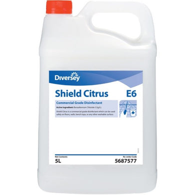 Diversey Shield Citrus Multi-Surface Cleaner/Disinfectant