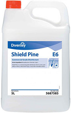 Diversey Shield Pine Multi-Surface Disinfectant/Cleaner