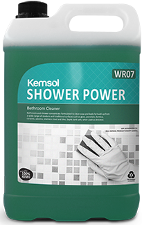 Kemsol Shower Power Bathroom Cleaner