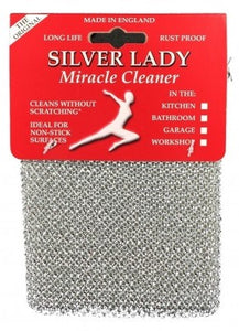 Silver Lady Miracle Cleaner