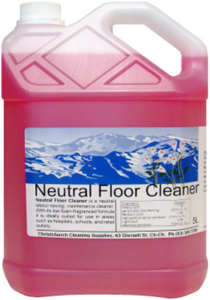 CCS Neutral Floor Cleaner