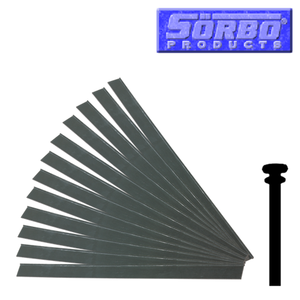 Sorbo Squeegee Replacement Rubber