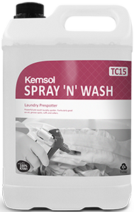 Kemsol Spray'N'Wash Prewash Spray Laundry Spotter