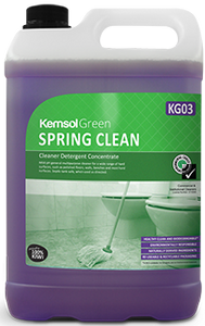 "Kemsol ""Green"" Spring Clean General Purpose Cleaner"