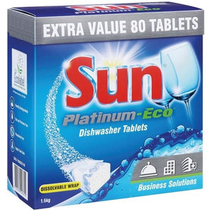 Diversey Sun Eco-Platinum Dishwasher Tablets