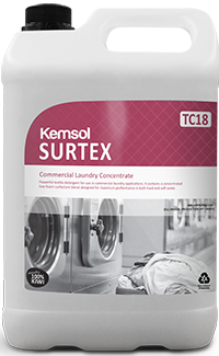 Kemsol Surtex Concentrated Laundry Liquid