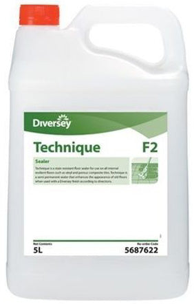 Diversey Technique Floor Sealer