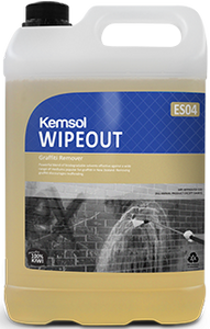 Kemsol Wipeout Graffiti Cleaner