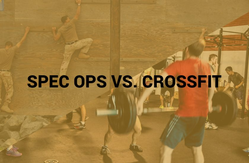 SPEC OPS VS CROSSFIT