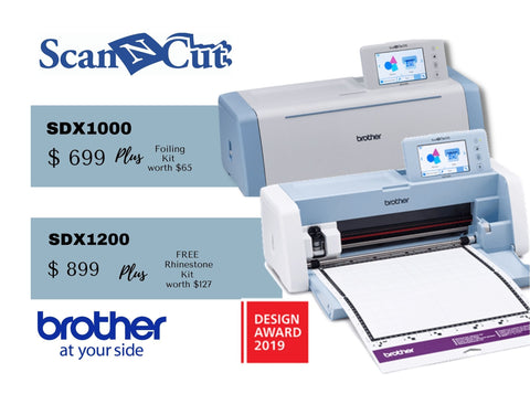 ScanNCut with special deal