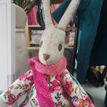 Sewing Class: Luna Lapin and Friends