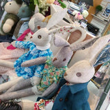 Slow Stitching Class: Luna Lapin and Friends