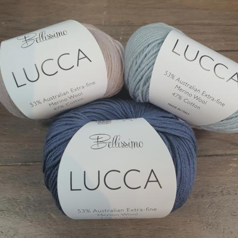 Bellissimo LUCCA 8 ply