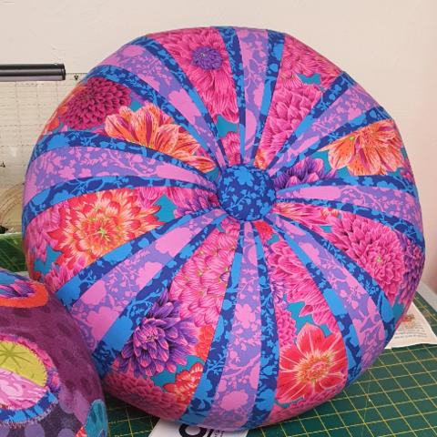 Sewing Class: Make a Tuffet