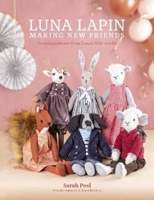 Luna Lapin Making New Friends