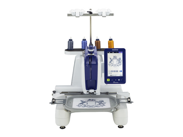 Brother PRS100 Professional single-needle embroidery machine