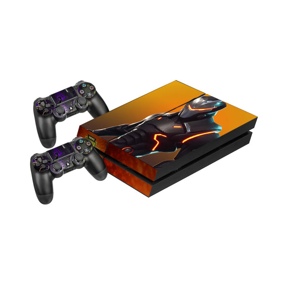 Fortnite -Protective Vinyl Skin Decal Cover for PlayStation 4 Console & 2 Controllers 004
