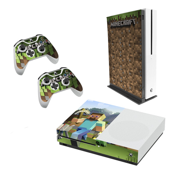 Xbox One S Skins & Wraps | Wide Collection, Premium Quality