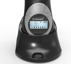 BLACK ERISONIC FACIAL CLEANSING AND MASSAGE SYSTEM