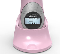 PINK ERISONIC FACIAL CLEANSING AND MASSAGE SYSTEM