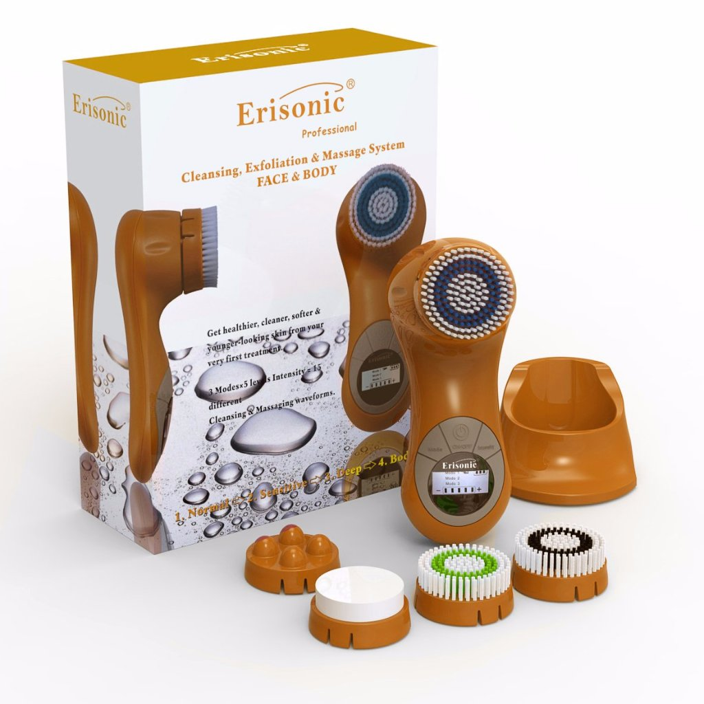 MANGO ERISONIC FACIAL CLEANSING AND MASSAGE SYSTEM