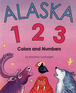 Alaska 1 2 3: Colors and Numbers