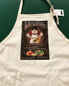 The Great Alaskan Bowl Company Apron