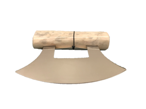 Ulu - Polished Caribou Antler