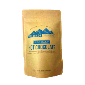 Sea Salt Hot Chocolate 8 oz.