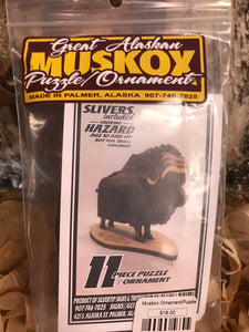 Great Alaskan Small Puzzle Ornaments
