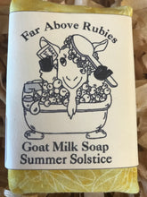 Far Above Rubies - Goat's Milk Soap