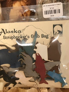 Alaska Scrapbooker's Grab Bag