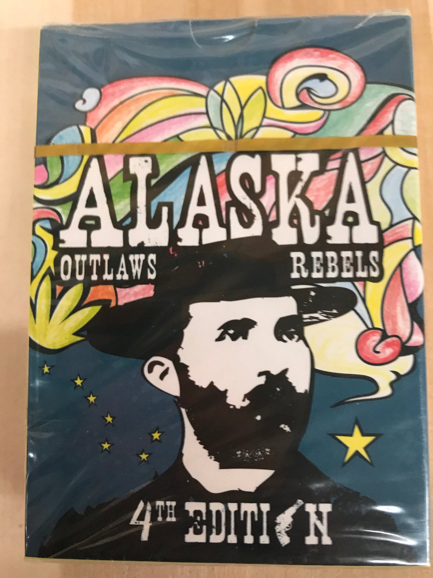 Alaska Outlaws & Rebels Card Deck