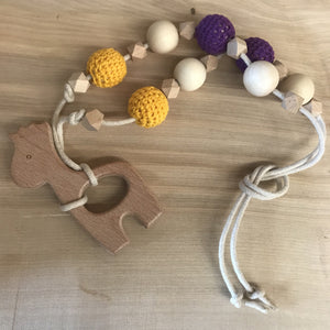 Teething Nursing Necklace