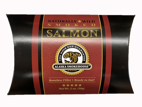 Alaska Smoke House Naturally Wild Smoked Salmon