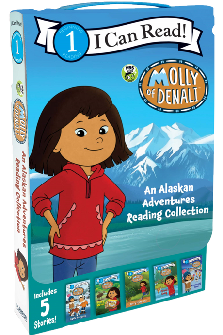 Molly of Denali: An Alaskan Adventures Reading Collection (I Can Read Level 1 Collection)