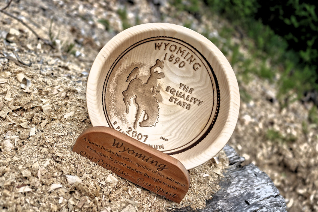 Wyoming State Quarter Bowl