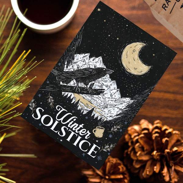 Raven's Brew Coffee Limited Edition - Winter Solstice