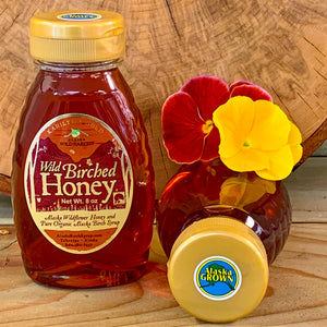 Wild Birched Honey
