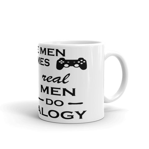 Real Men - Acknowledge Your Ancestry